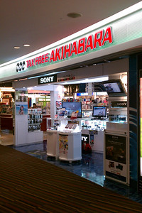 We still have some time to kill, so we head to Akihabara.  This is not the same thing as Electric Town...not even close!