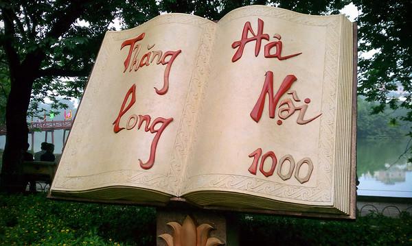 Thang Long was the original name of Ha Noi