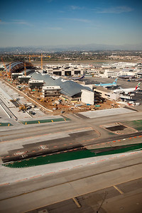 The new international terminal