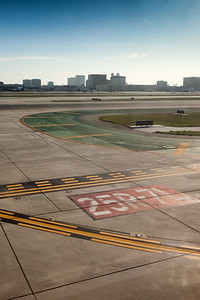 Taxiing to the runway
