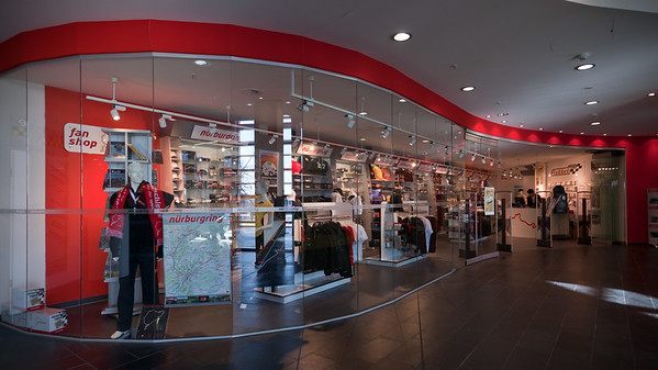 Judging by the lack of activity I see inside the Fan Shop, not much.