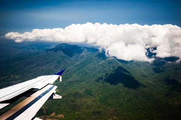 Approaching Puerto Vallarta