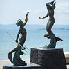 Triton and the Nereid by Carlos Espino