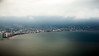 One last look at Puerto Vallarta before we enter the clouds