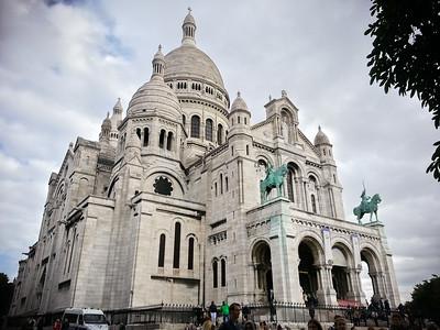 Another visit to Basilique du Sacré-Cœur