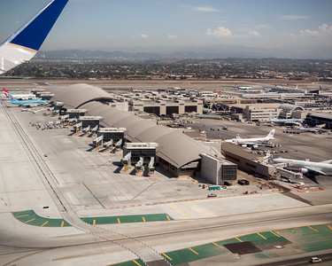 LAX's new International Terminal