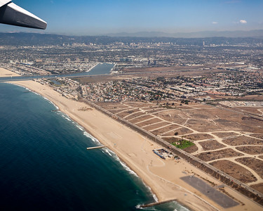 Marina del Rey and Dockweiler State Beach