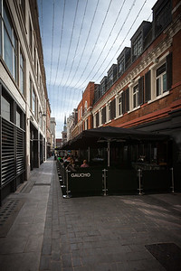 We wander around side streets, making note of cafes we may want to try.  Gauchos?