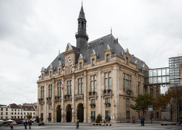 Mairie de Saint-Denis