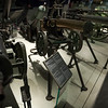 German and Russian machine guns from the early 1900's