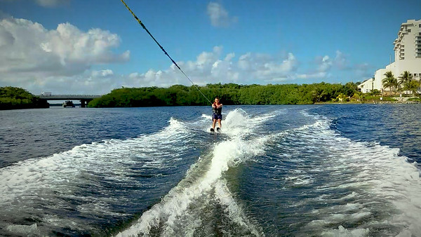 Water Skiing Part II
