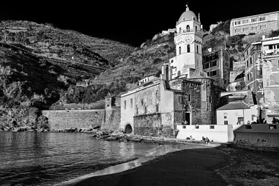 Santa Margherita di Antiochia Church, Vernazza