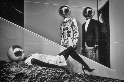 Mannequins in Space