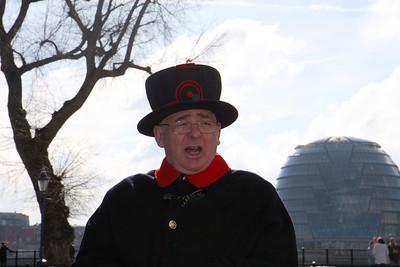 London February 2009