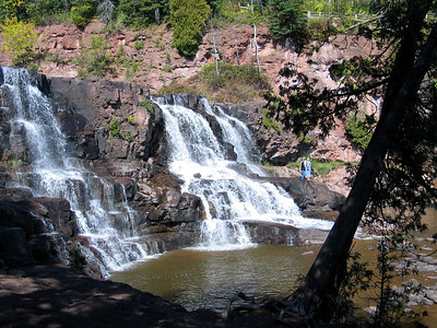 Gooseberry Falls - TWO HARBORS, MN