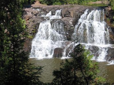 Upper Gooseberry Falls - TWO HARBORS, MN