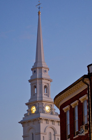 Steeple-Portsmouth, NH
