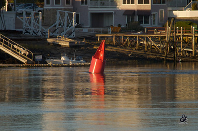 Harbor Buoy-Portsmouth, NH