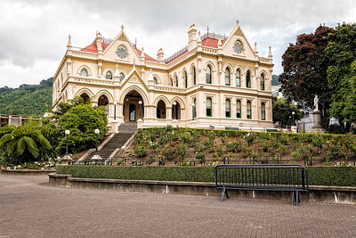 New Zealand Parliamentary Library