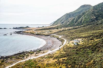 View from Cape Palliser Lighthouse