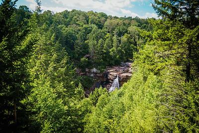 Blackwater Falls I