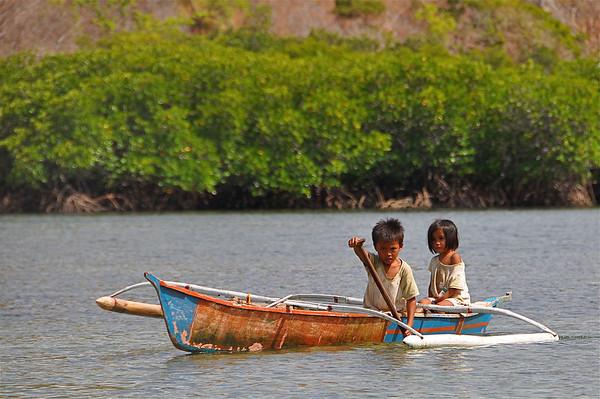 Coron archipelago, Philippines
