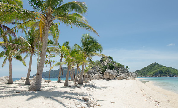A beachy place, Islas Gigantes
