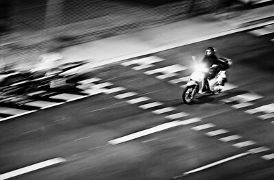 Late Nght Scooter