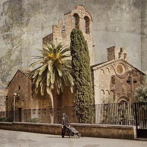 Church of Sant Pau del Camp