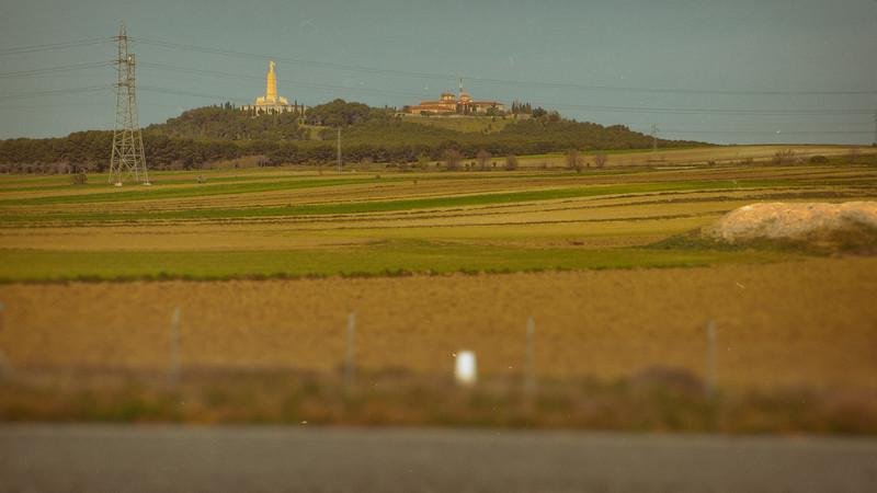 Madrid to Toledo by Train II