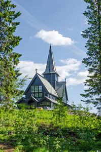 Holmenkollen Chapel / Holmenkollen Kapell