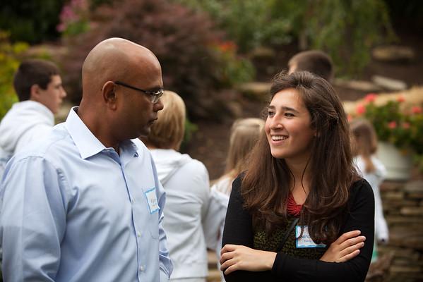 Vijay and Sarah