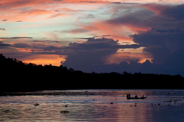 Delta del Orinoco, Venezuela