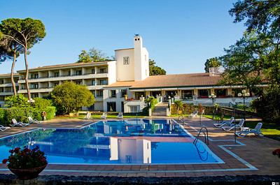 Hotel Guadacorte Park.