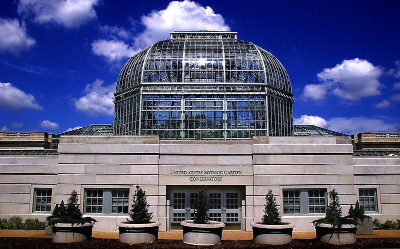 US Botanic Garden Conservatory (Part of Smithsonian Institute)