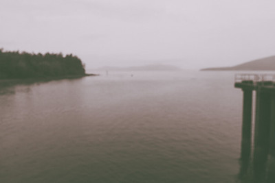 Leaving Anacortes for Lopez Island.