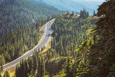 Hurrican Ridge – Olympic State Park
