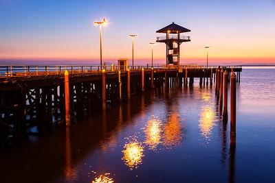 The City Pier, Port Angeles, WA