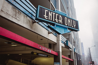 Enter Only