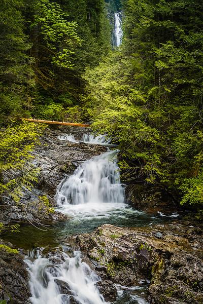 Wallace Falls - Lower