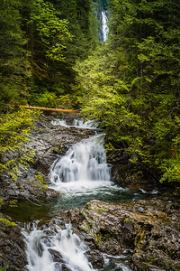 Wallace Falls - Lower