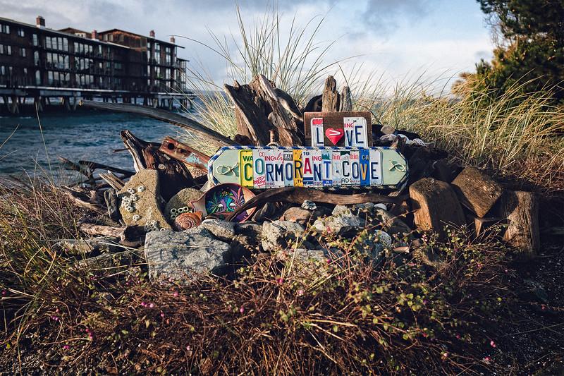 Love Cormorant Cove