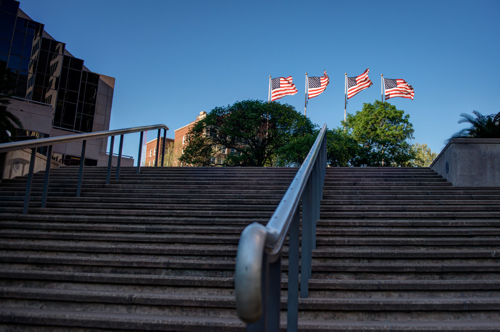 Path to Old Glory