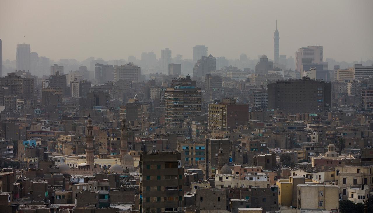 Cairo Smog