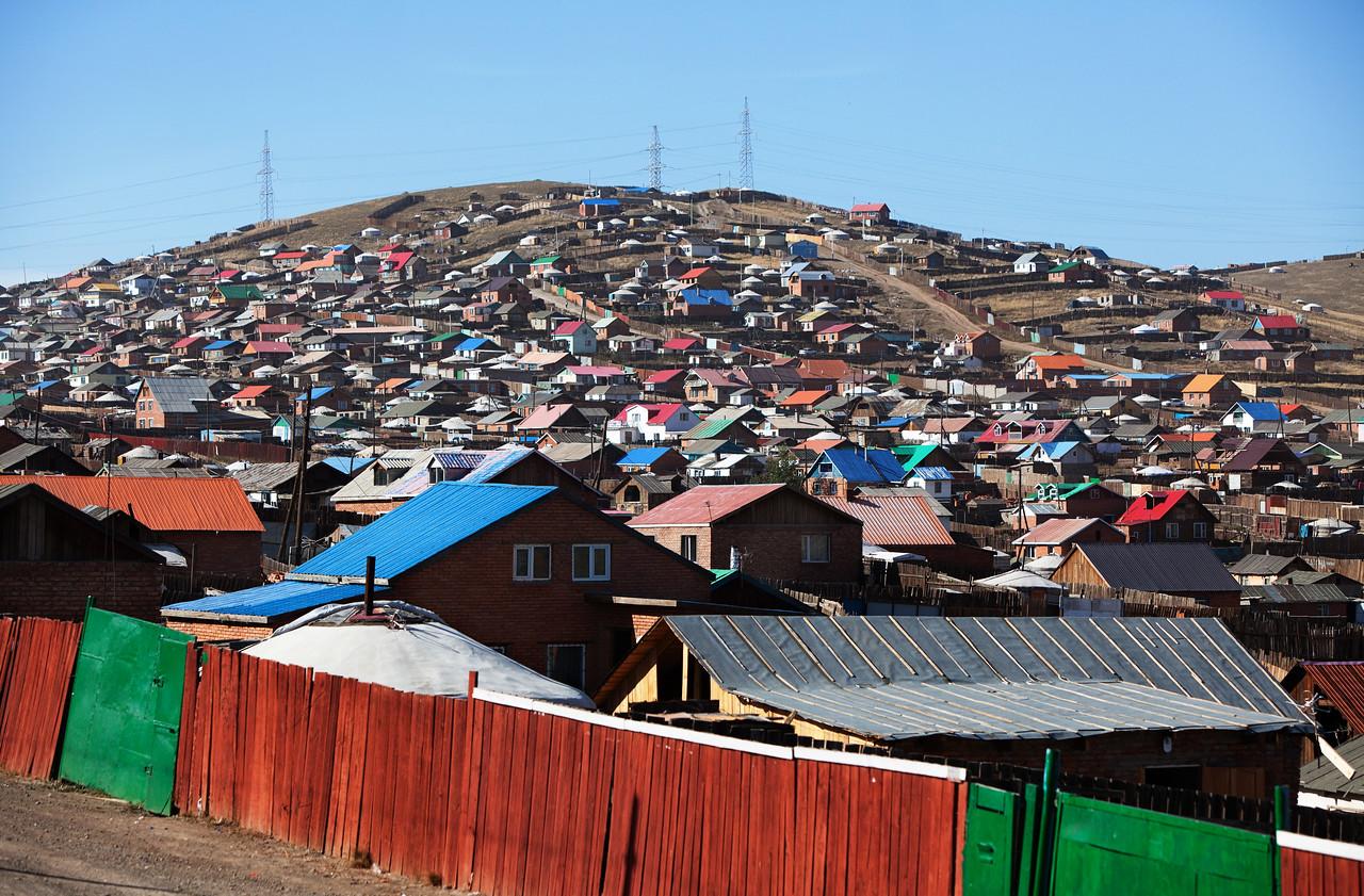 Ulaanbaatar, Neighborhood