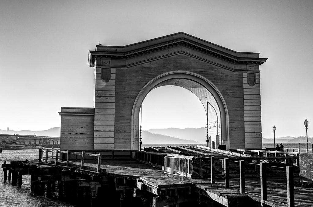 Ferry Arch