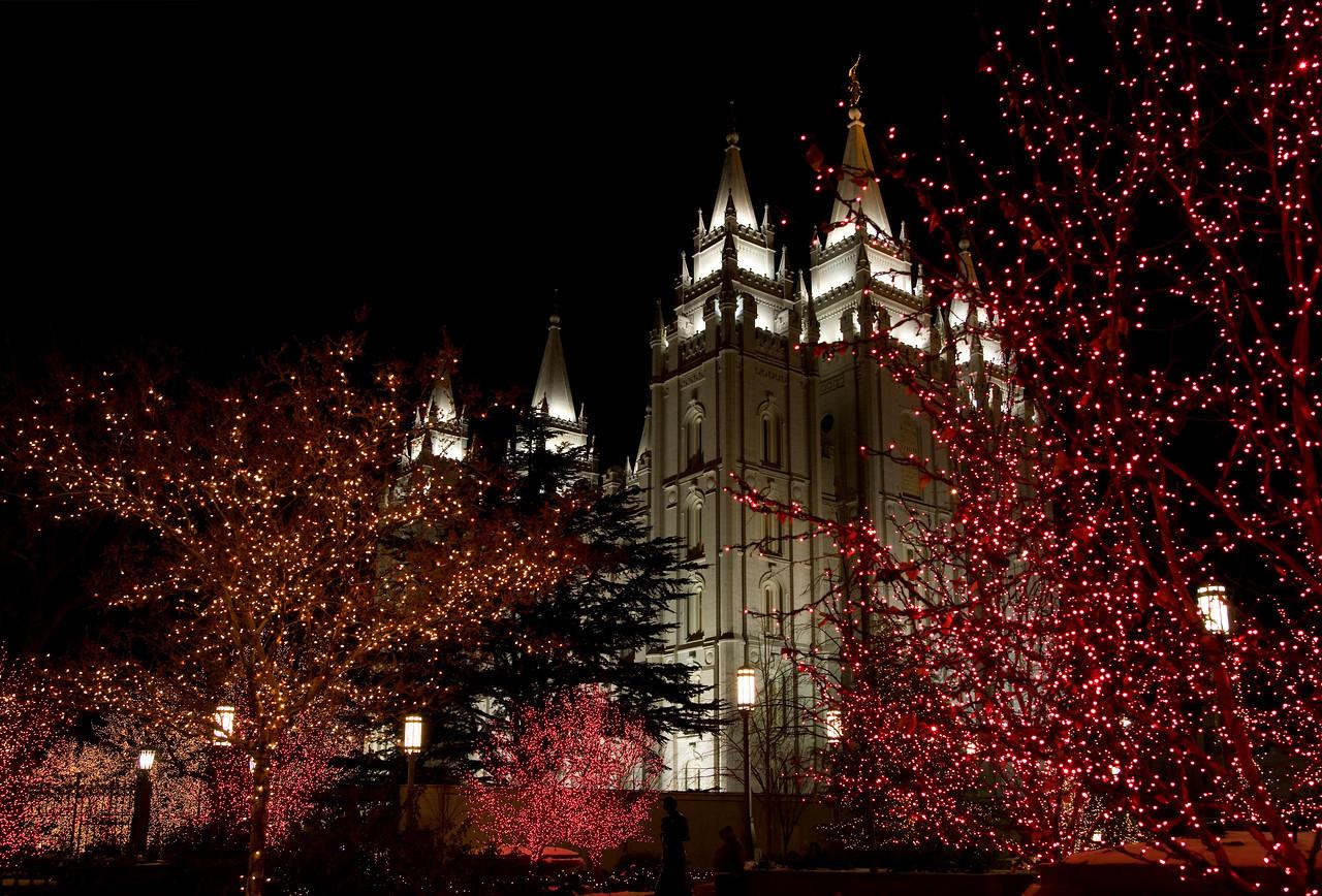LDS Temple - Salt Lake City, Utah