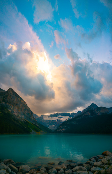 Lake Louise, Banff CA