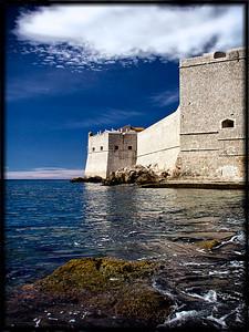 A Tough City To Invade (Dubrovnik, Croatia)