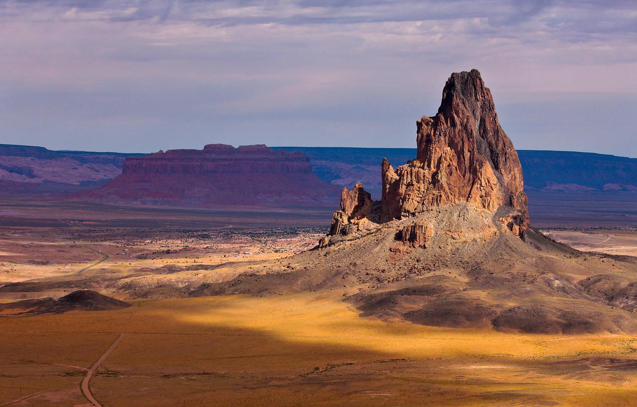 Castle Rock - Kayenta, Arizona